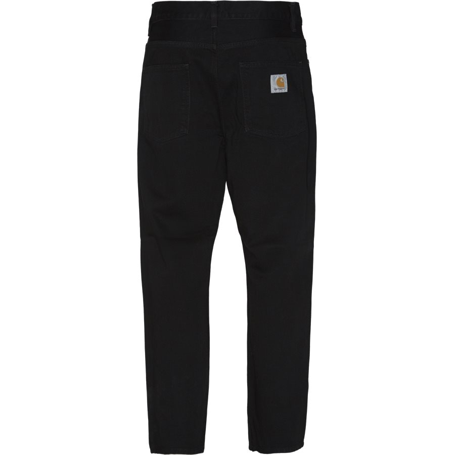 NEWEL PANT I024905. - Newel Pant - Jeans - Relaxed fit - BLACK RINSED - 2